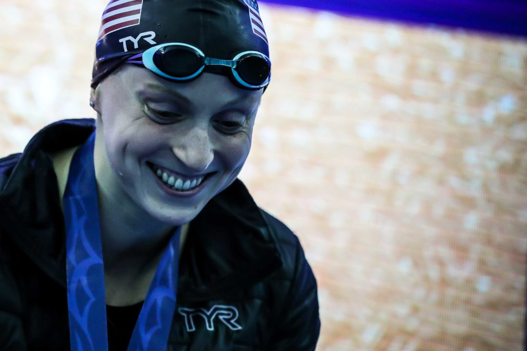 Murphy, Ledecky & King Help Launch USADA's Virtual Drug-Testing Program