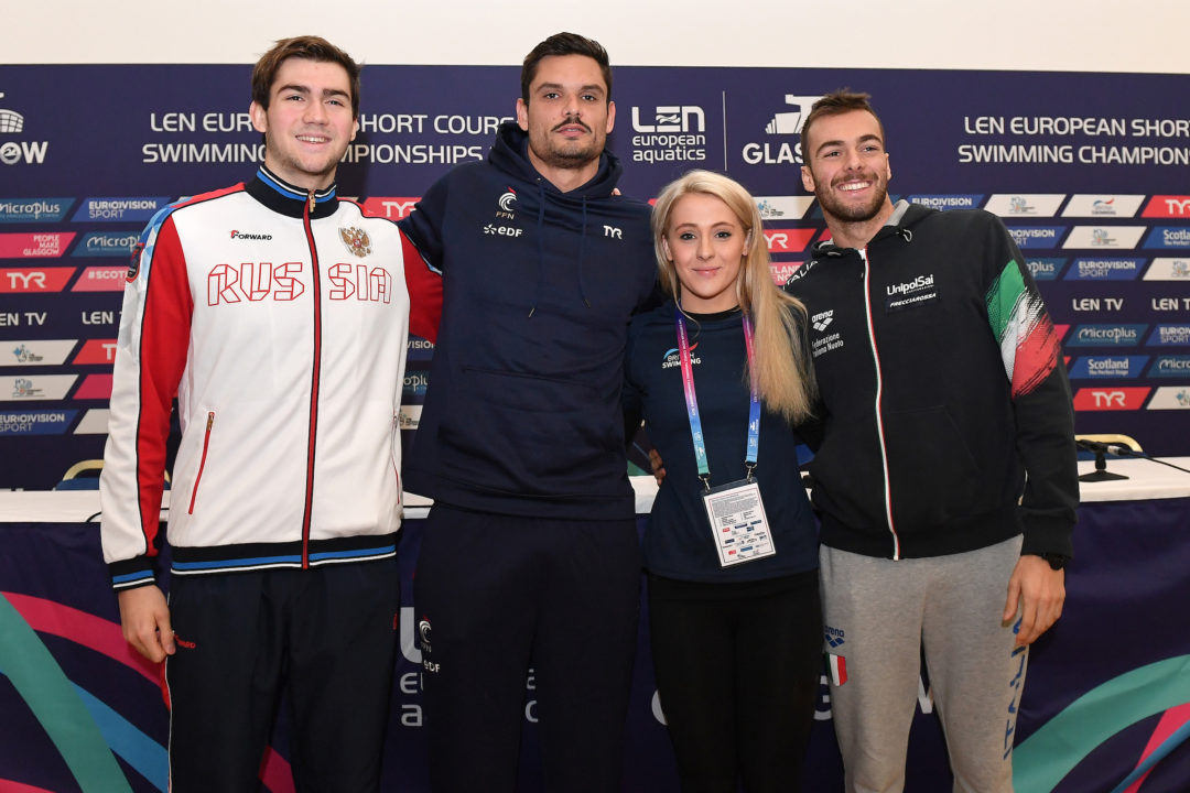 Stars Preview Their Meets in Glasgow Ahead of 2019 Euros