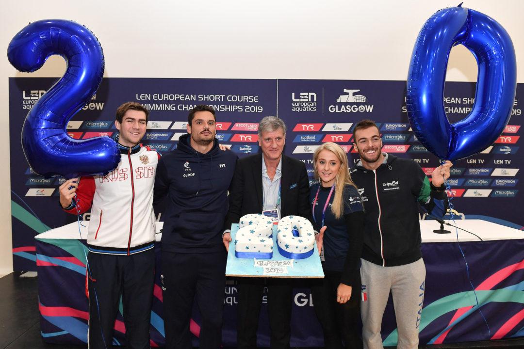 European SC Championships: Day 1 prelims live recap