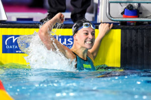 Men's 100 Free, Women's 50 Back Highlight Day 2 of European Championships