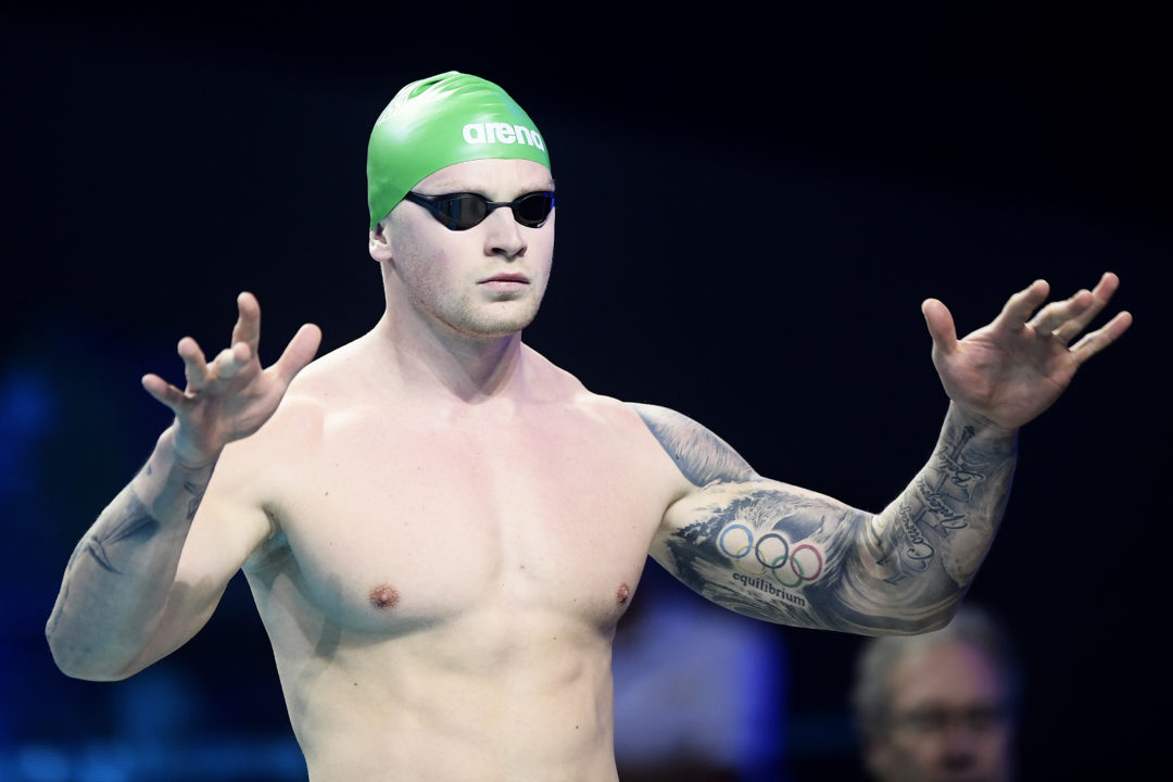 McCullagh Meet: Peaty Vince Anche I 50, Doppietta Duncan Scott