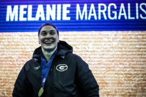 Melanie Margalis, primera americana en nadar el 100 estilos sub-58s
