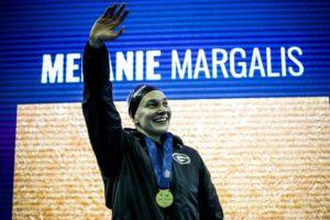 Melanie Margalis Becomes First American Woman Sub-58 In 100 IM