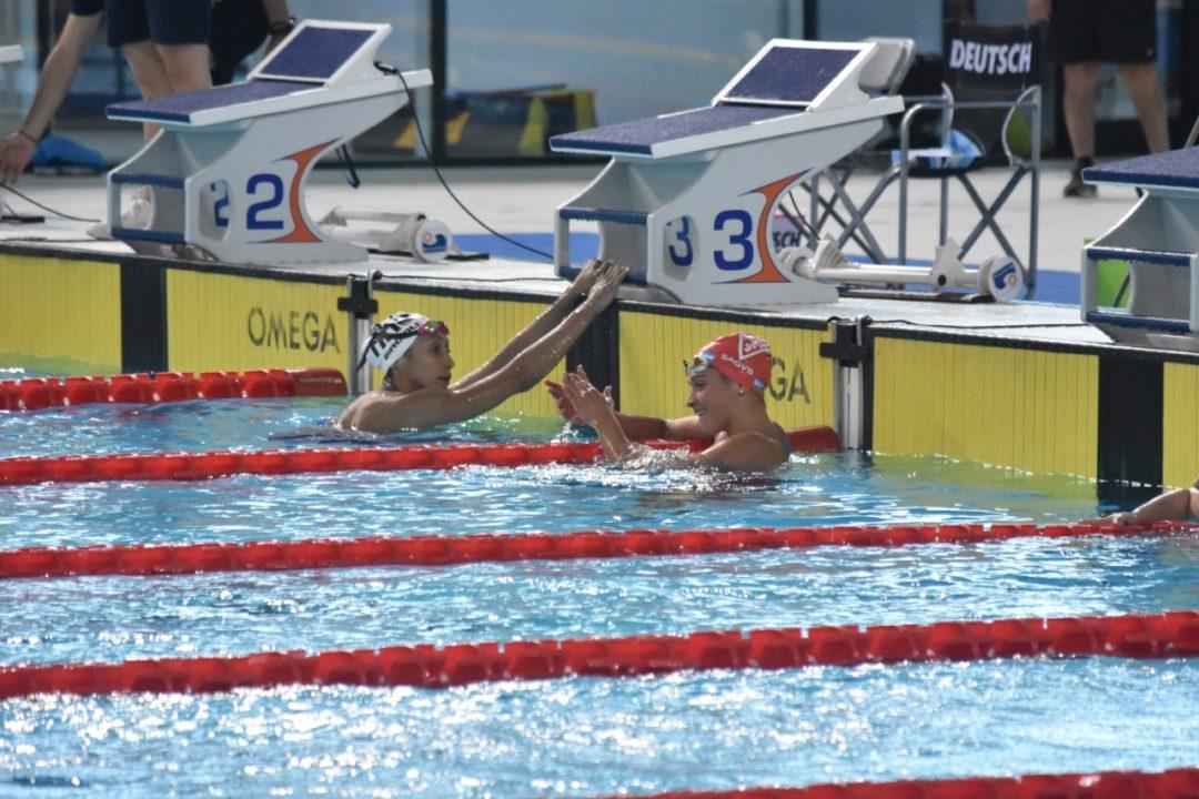 Delfina Pignatiello revalida su clasificación para Tokio 2020 en los 800 libre