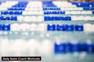 Daily Swim Coach Workout #181