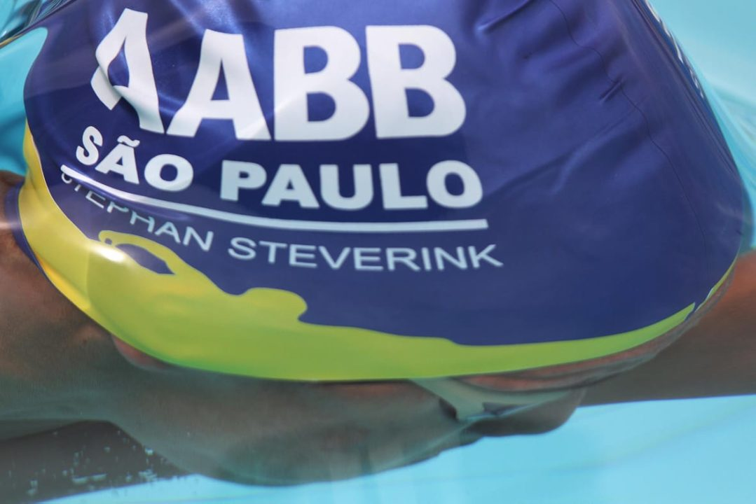 Stephan Steverink Breaks 2 More Brazilian Age Records on Friday