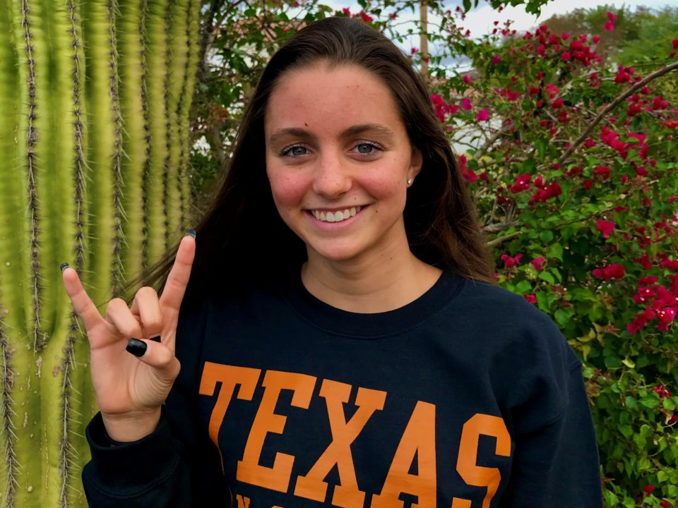 SAC's Morgan Brophy (2021) Sends Verbal Commitment to Texas