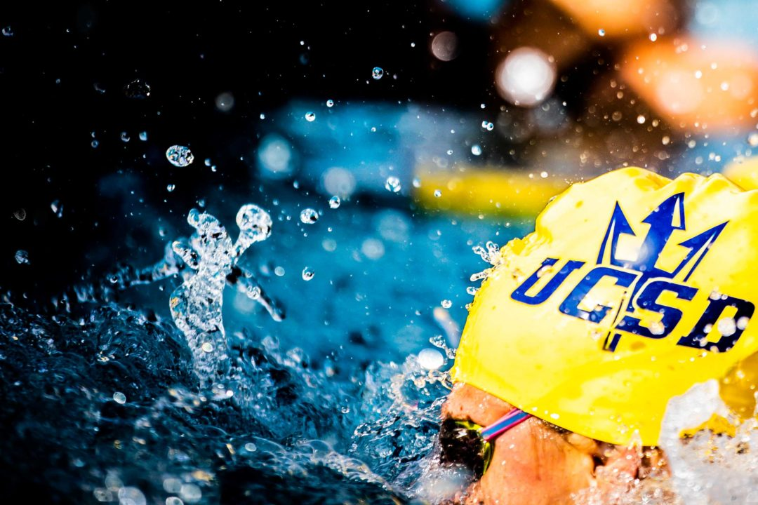UC-San Diego Becomes 9th D1 School to Announce No 2020-2021 Swim & Dive Season