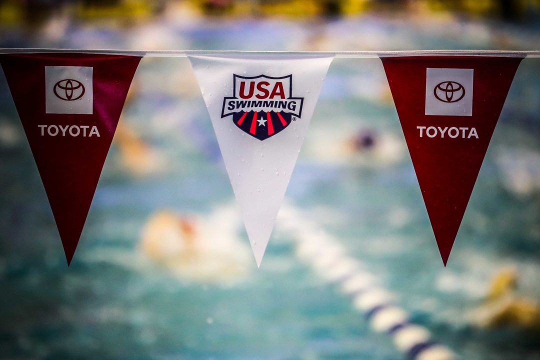USA Swimming Introduces New Health Program In Partnership with Talkspace