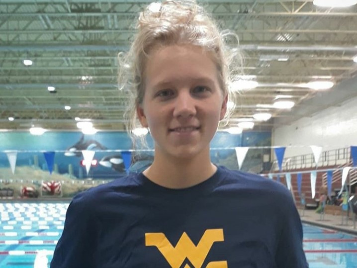 2nd-Generation D1 Swimmer Jordan Buechler Commits to West Virginia