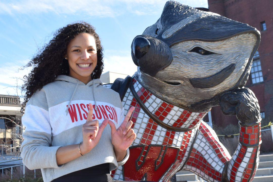 7x Wisconsin HS Champ Sophie Fiske (2021) Verbally Commits to In-state Badgers