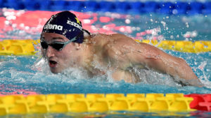 19-Year Old Federico Burdisso Breaks Italian Record in the 200 Fly in Rome