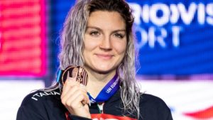 European Championship Medalist Ilaria Cusinato Opens Up about Eating Disorder