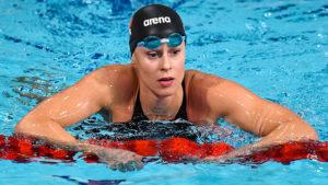 Federica Pellegrini, actual campeona del mundo, da positivo por COVID-19