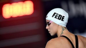 Federica Pellegrini Considers Retirement if Italy Returns to Corona Lockdown