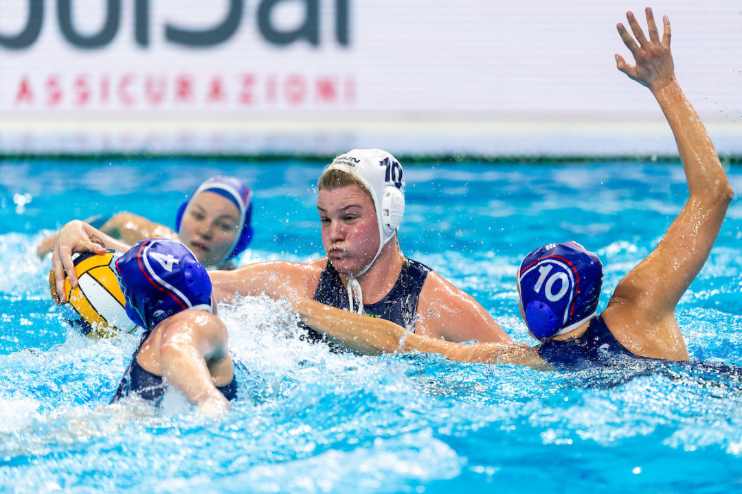 Hungary Wins Thriller, Dutch Shutout Italy In Second Half At Water Polo Euros