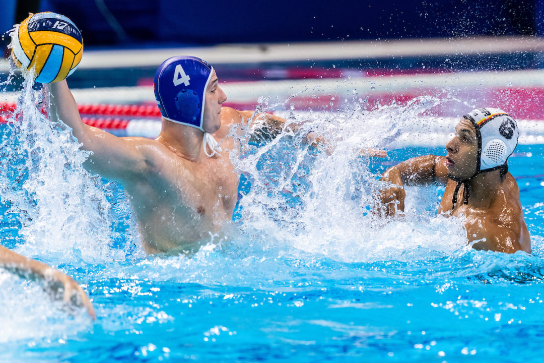 Croatia Reaches QF, Hungary & Spain Draw In Front Of 5,000 At Water Polo Euros