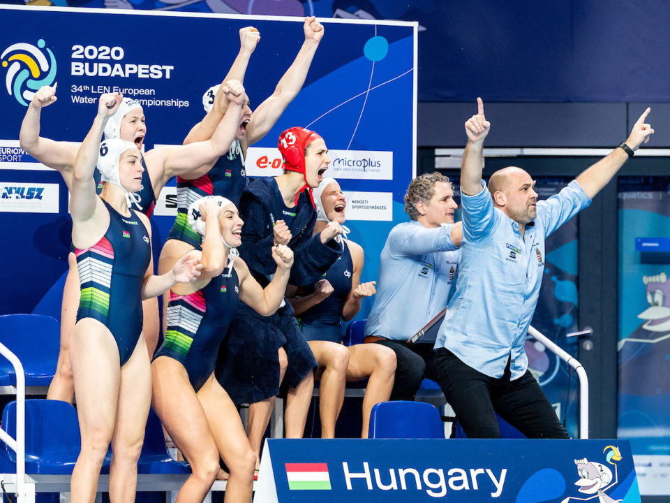 Hungary Clinches First Place, Slovakia Writes History At Water Polo Euros