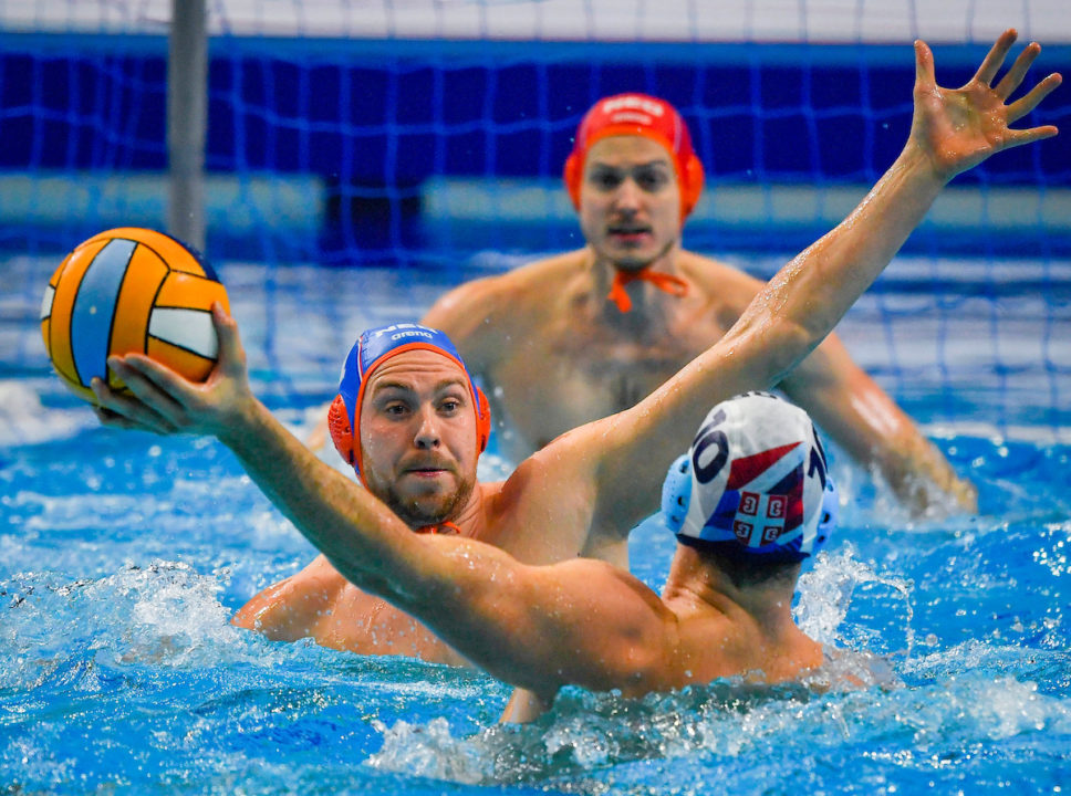 LEN Postpones Upcoming Water Polo Competitions
