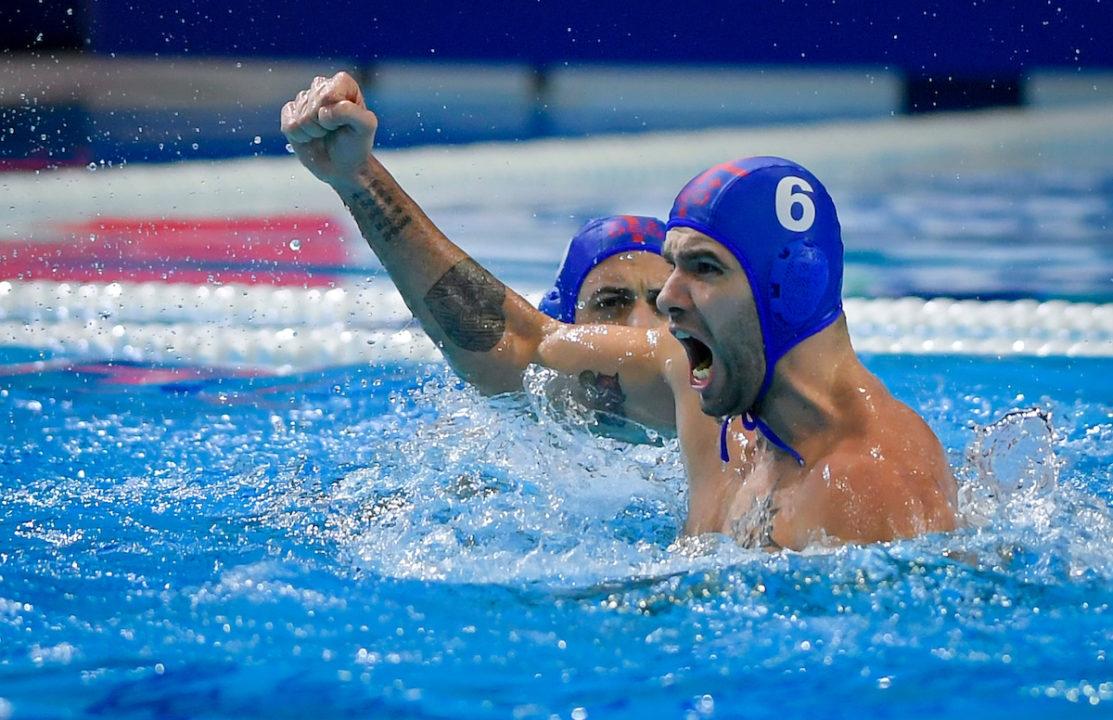 Favorites Through, Georgia Almost Stuns Russia At Water Polo Euros