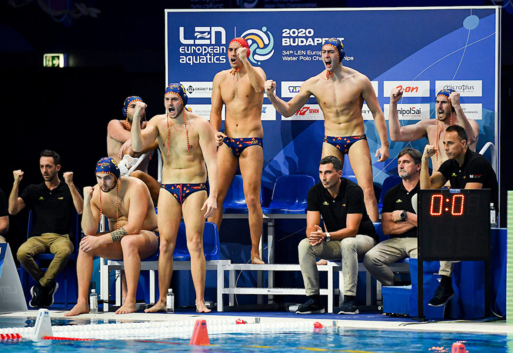 Reigning Olympic Champs Serbia, World Champs Italy Eliminated At WP Euros