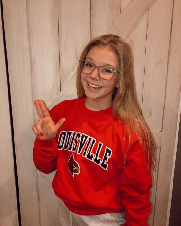 Fast-Dropping Breaststroker Adry Kasemets Commits to Louisville (2021)