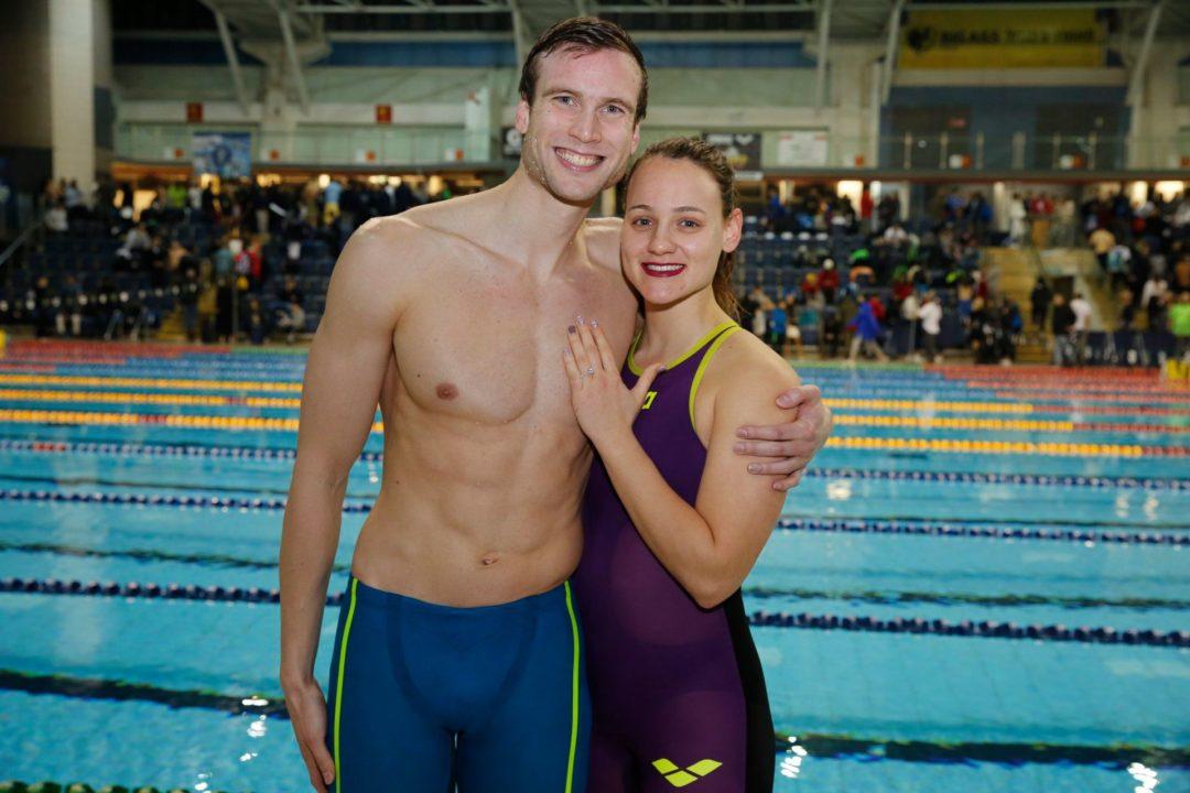 Engagement, Israeli National Titles Highlight Michal Liberman's Incredible Week