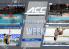 Wolfpack, Irish and Hokies Earn ACC Weekly Awards