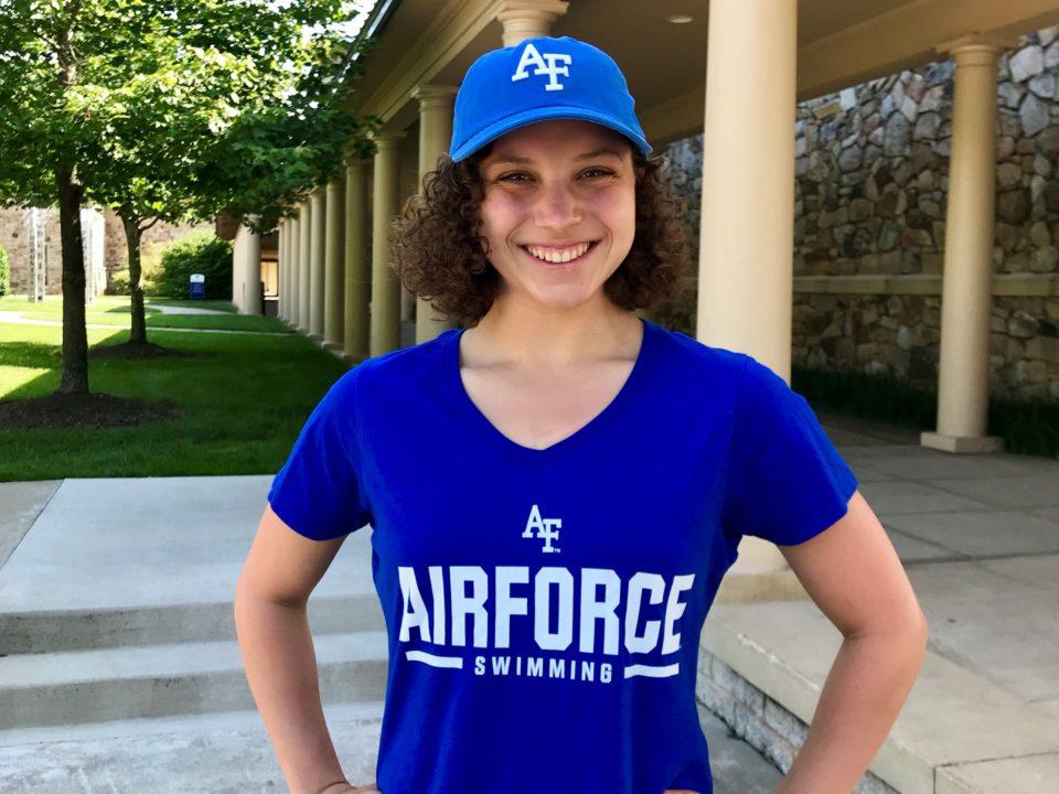 NOVA of VA's Allison Langenburg (2020) Verbally Commits to Air Force
