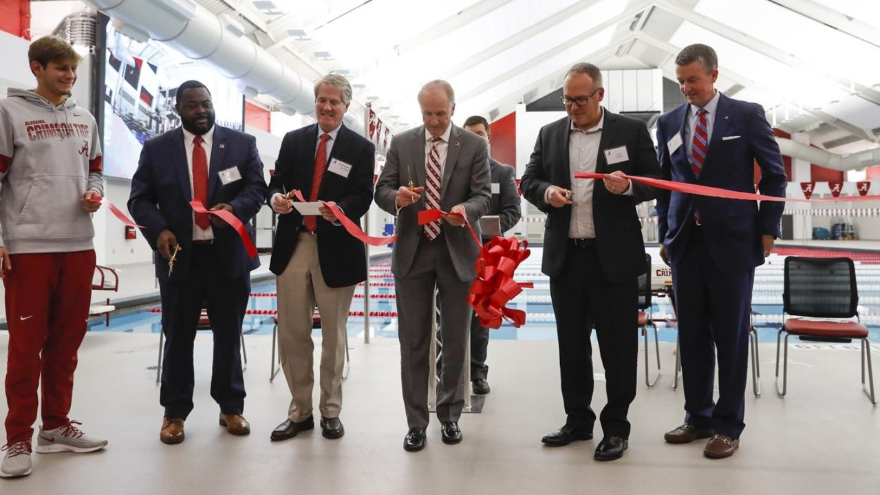 Alabama Aquatics Center and Don Gambril Olympic Pool Celebrate Grand Reopening