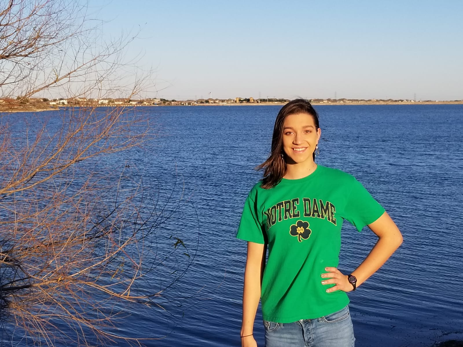 Texas High School State Record Holder Ana Herceg Will Join Notre Dame in 2021