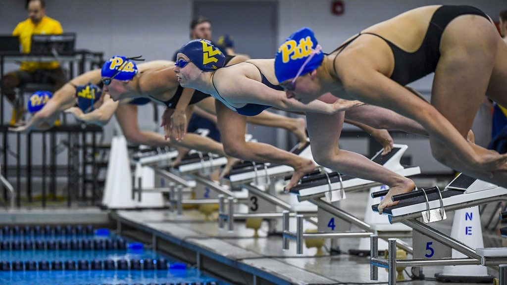WVU Men, Pitt Women Earn Victories As Teams Split Backyard Brawl