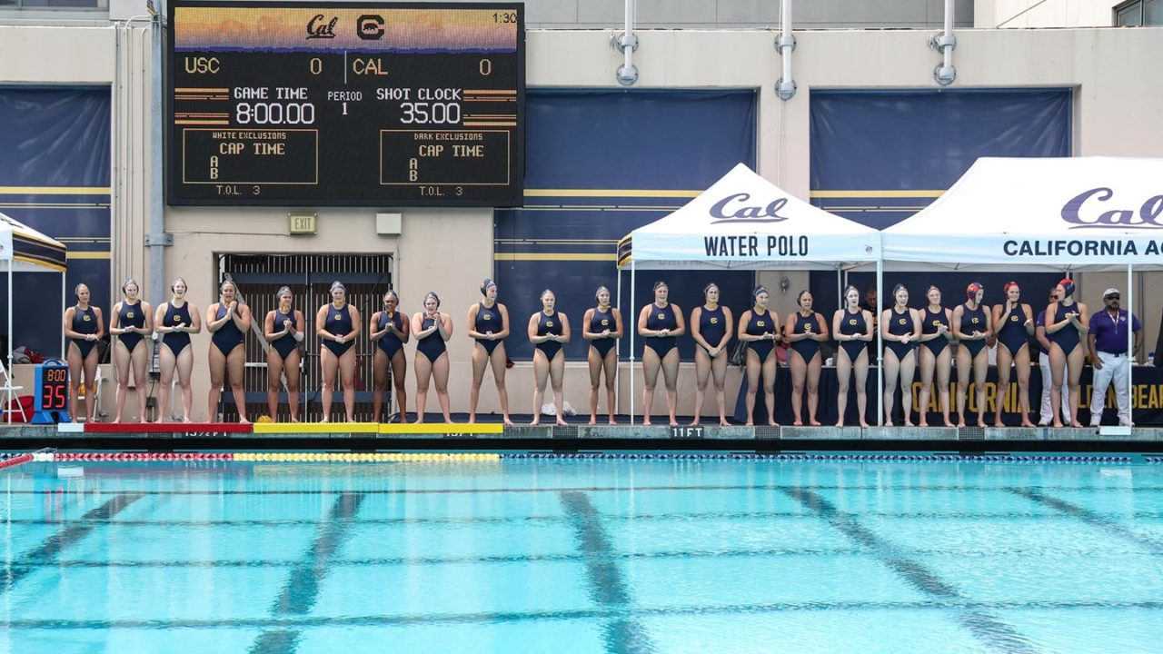 Cal Women's Water Polo Lay Foundation With Impressive Recruiting Class