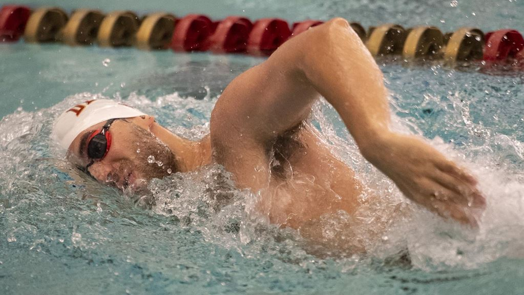 Pool Records Fall by the Handful as Denver and Wyoming Split at Altitude