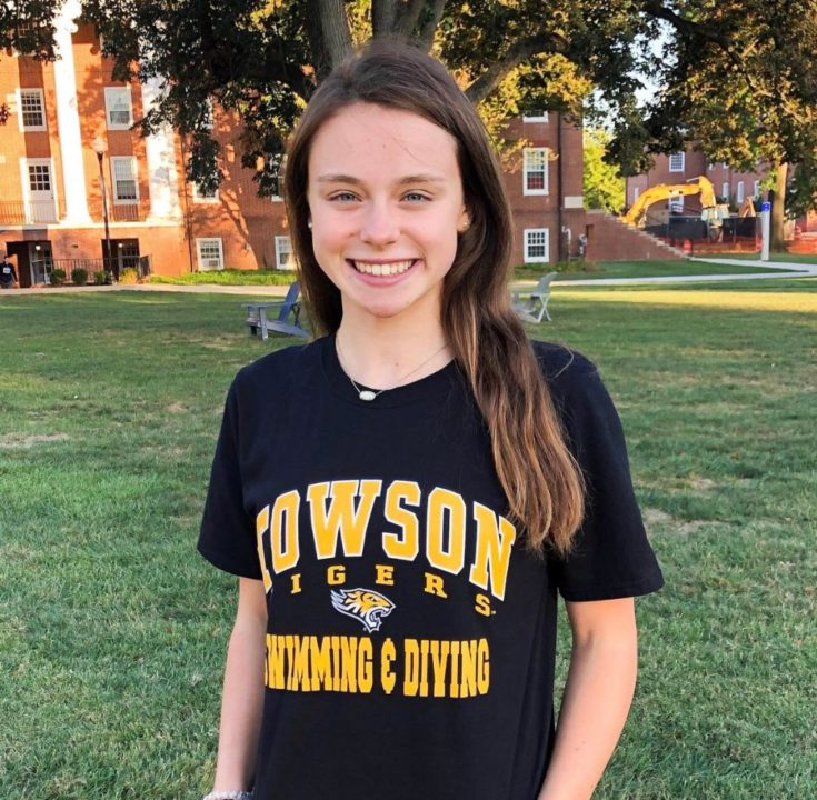 Towson Secures Verbal from Winter Juniors Qualifier Samantha Casolo