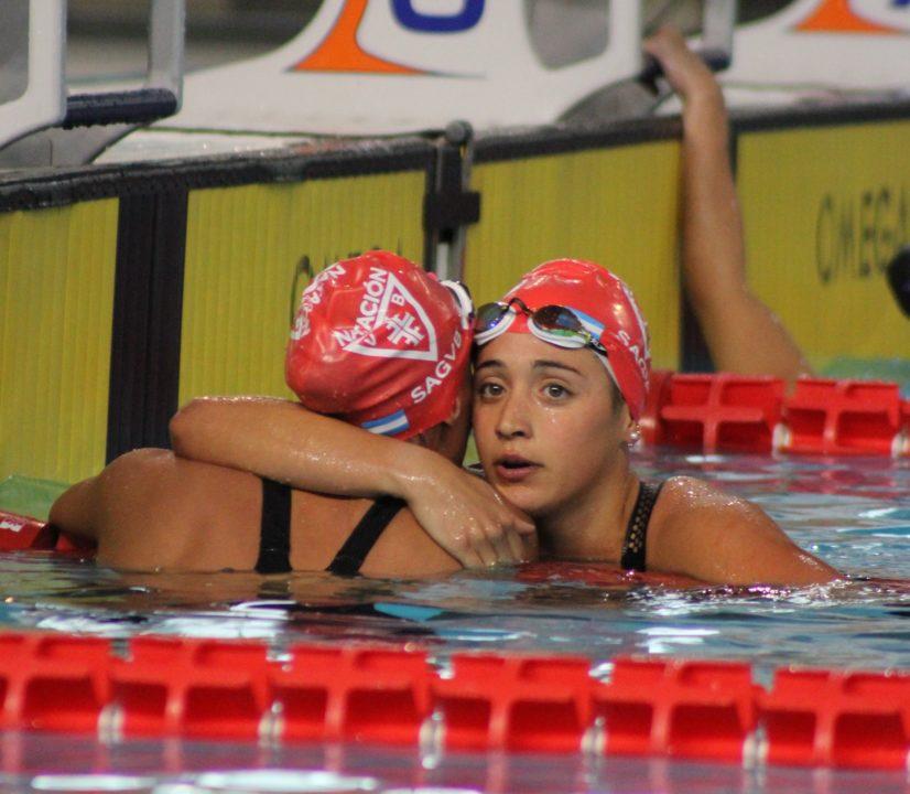 Delfina Pignatiello tendrá una nueva compañera argentina en Brasil