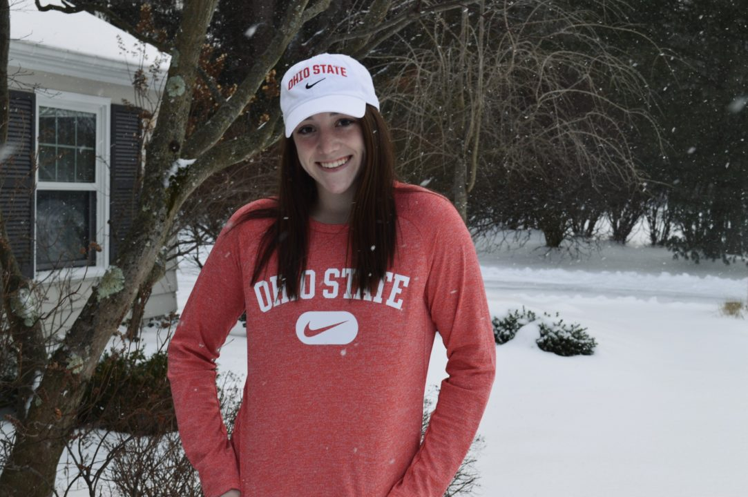 Sprinter Mairin O'Brien Commits to Ohio State