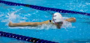 Summer McIntosh 14 Anni, Record Canadese Categoria 200 Stile 1:57.65