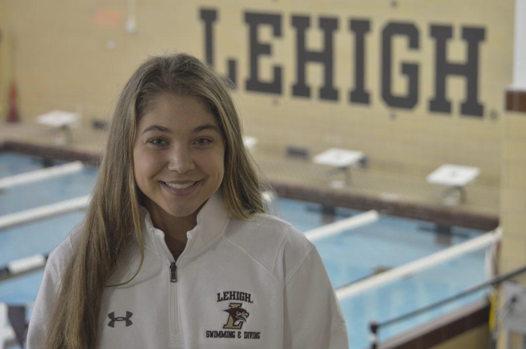 Georgia State Champion Diver Emma Camp Commits to Lehigh University
