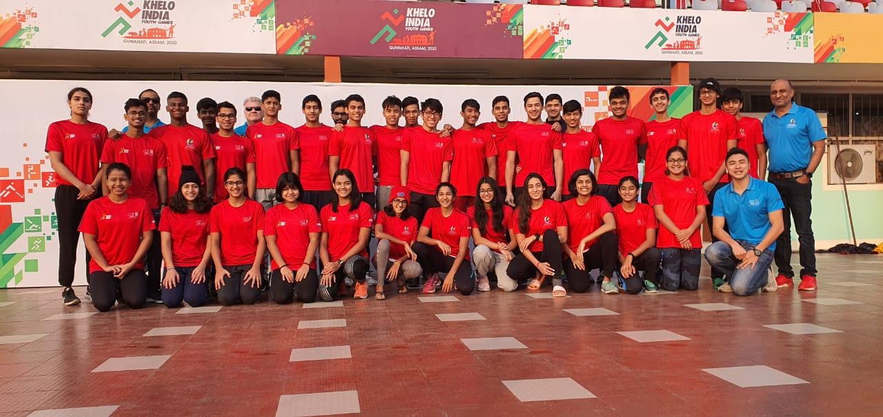 Shivangi, Swadesh Excel At The Khelo India Youth Games 2020