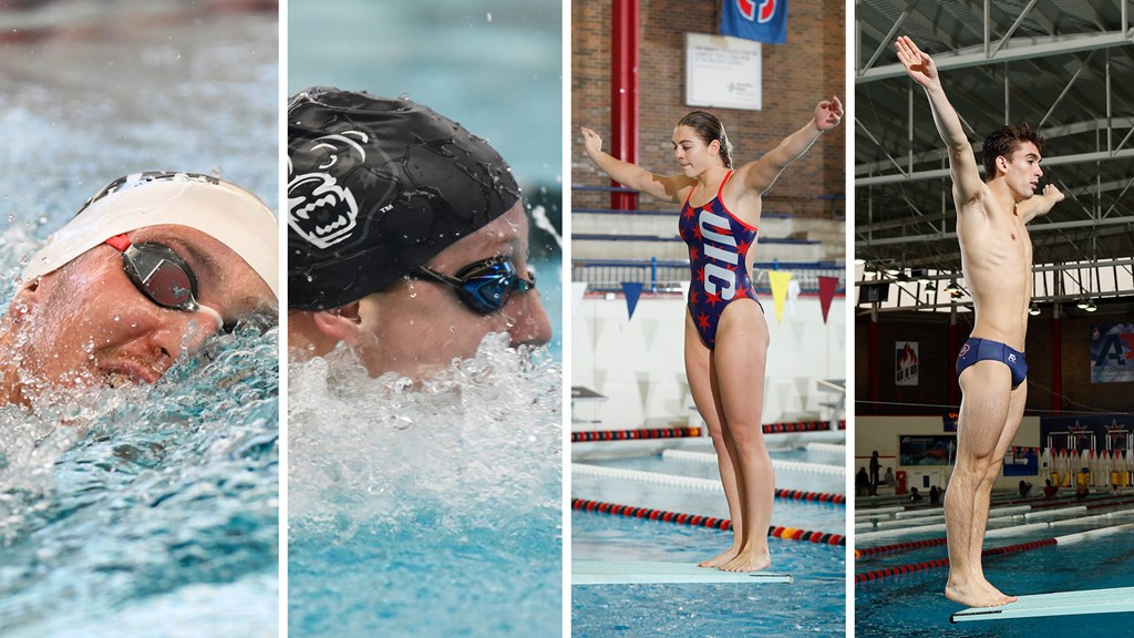 Oakland Swimmers, UIC Divers Earn Horizon League Weekly Honors