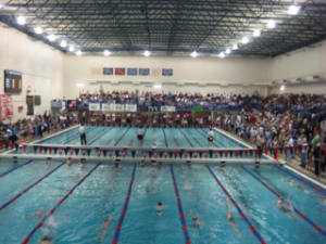 Schroeder Y Breaks Girls and Boys 200 Medley Relay YMCA National Records