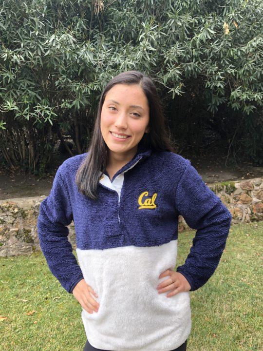 Crow Canyon Backstroker Jessica Davis Verbals to Cal for 2021