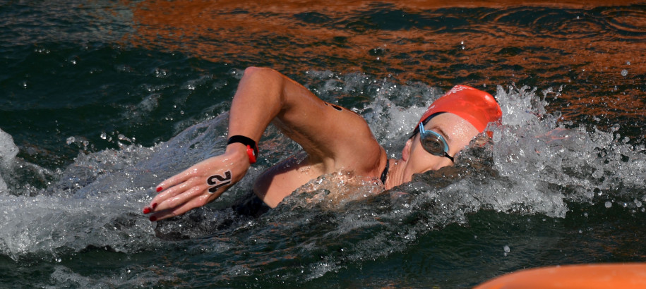Edwards Claims First Aussie Open Water Title; Lee Nabs 3 In A Row
