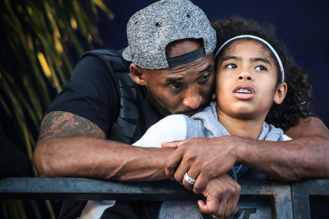 Kobe Bryant Dies at 41: NBA Legend, Father, Longtime Swimming Fan