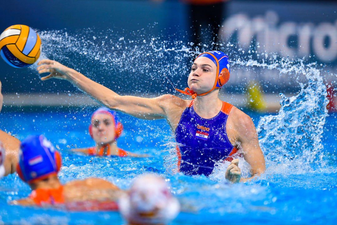 Water Polo Euros: Netherlands Clinches Group 'B', Russia Downs Greece
