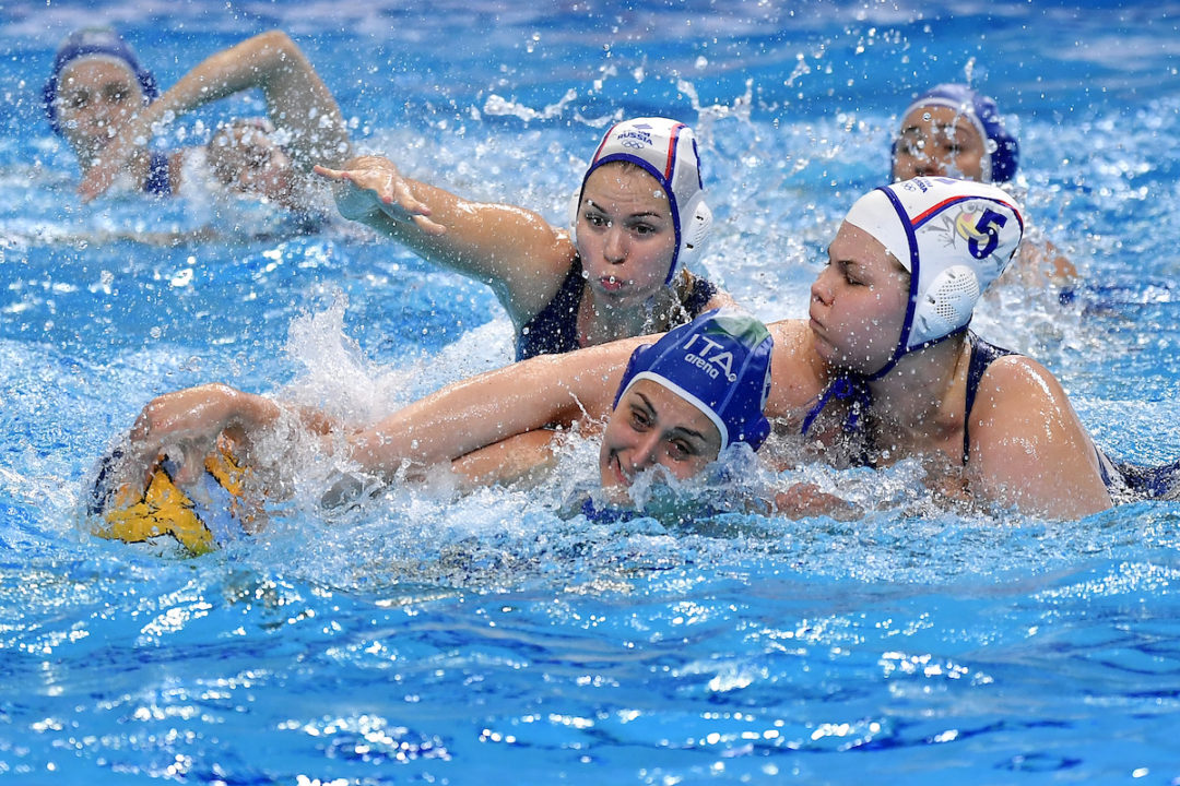 Russia Reaches Semis For First Time Since 2012 At Water Polo Euros