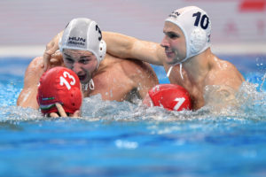 New Coronavirus Restrictions In England Mean Less Water Polo, Artistic Swimming