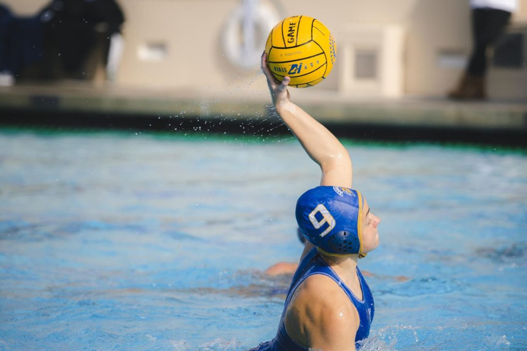 San Jose State Jumps 5 Spots to #13 in Women's Water Polo Top 25 after 2 Upsets