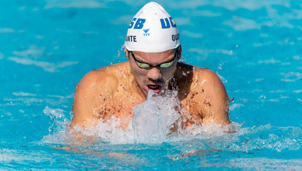 BYU's Sproul, UCSB's Quarante Named Mountain Pacific Athletes Of The Week